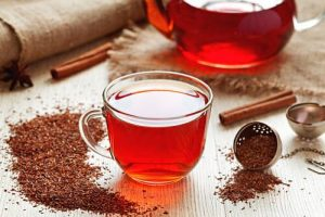Chá Rooibos - benefícios para a saúde