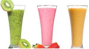 Smoothies – verdadeiro coquetel de vitaminas