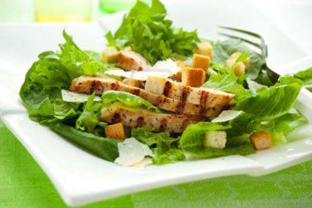Saladas de verão para emagrecer