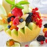 Dieta da fruta para cinco dias
