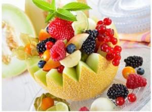 Dieta da fruta para emagrecer