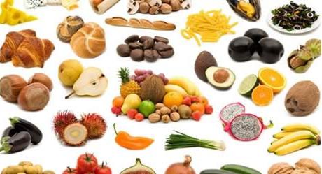 equivalentes de alimentos