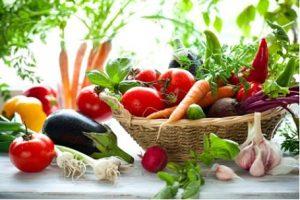 Vegetais baixos em hidratos de carbono