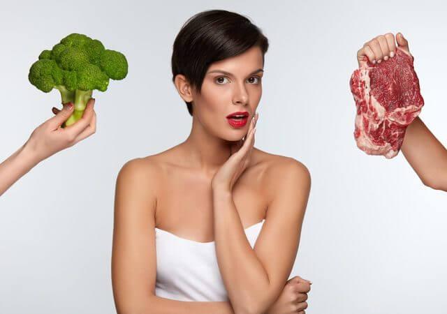 Dieta da proteina o que comer