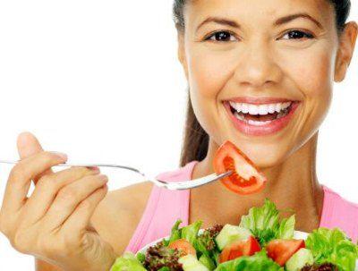 A dieta dos alimentos crus
