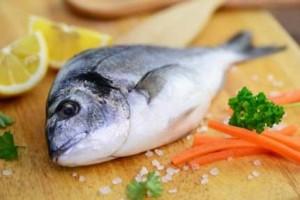 Peixes ricos em ómega 3