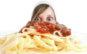 Como comer massa sem engordar