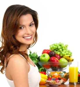 o que é uma dieta saudável