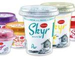 Skyr, um lácteo rico em proteínas e pobre em gordura