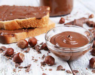 Receita de Nutella caseira