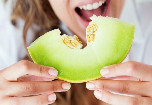 Fruta com menos calorias