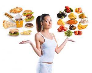 Tabela de densidade dos nutrientes