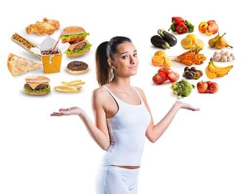 Os alimentos de alta densidade nutricional