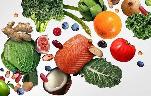 Ranking de densidade nutricional, alimentos super nutritivos
