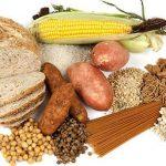 Alimentos com hidratos de carbono